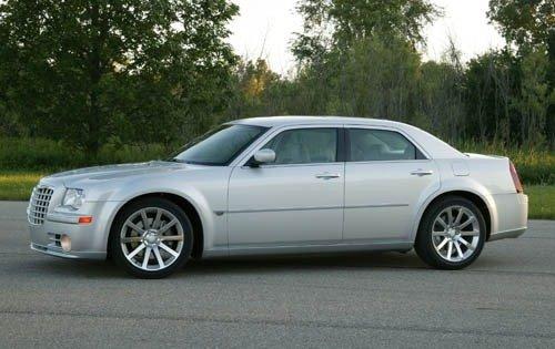Chrysler 300C I 2004 - 2011 Sedan #6