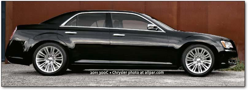 Chrysler 300C II 2011 - 2014 Sedan #8