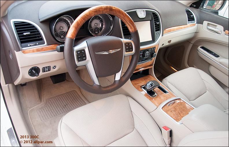 Chrysler 300C II 2011 - 2014 Sedan #6