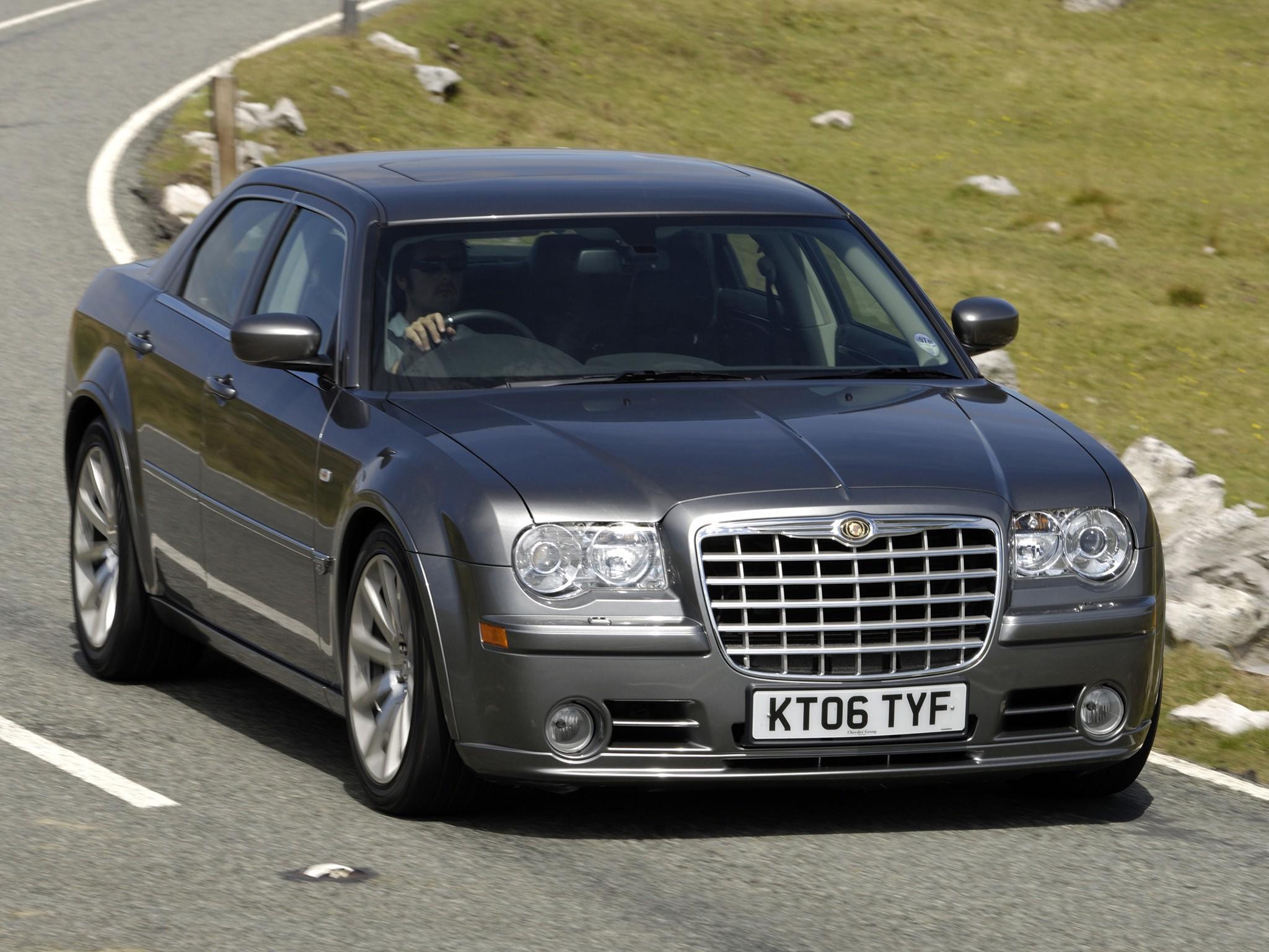 Chrysler 300C SRT8 I 2004 - 2010 Sedan #7