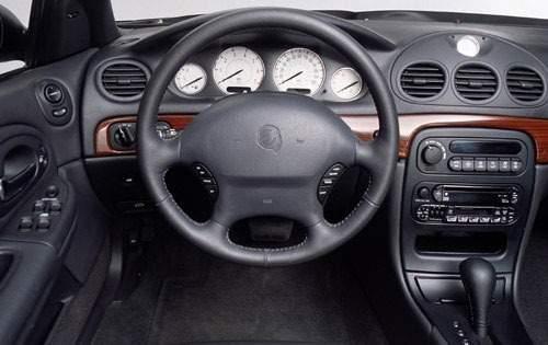 Chrysler 300M 1998 - 2004 Sedan #8