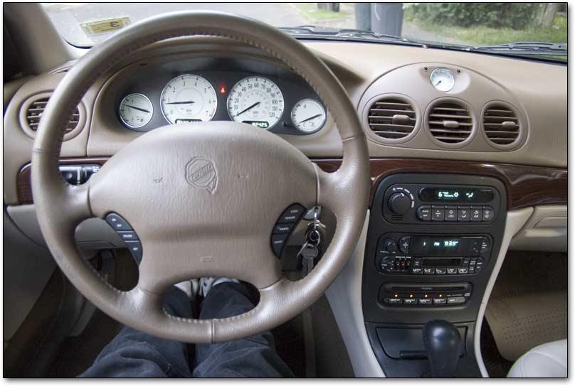 Chrysler 300M 1998 - 2004 Sedan #7