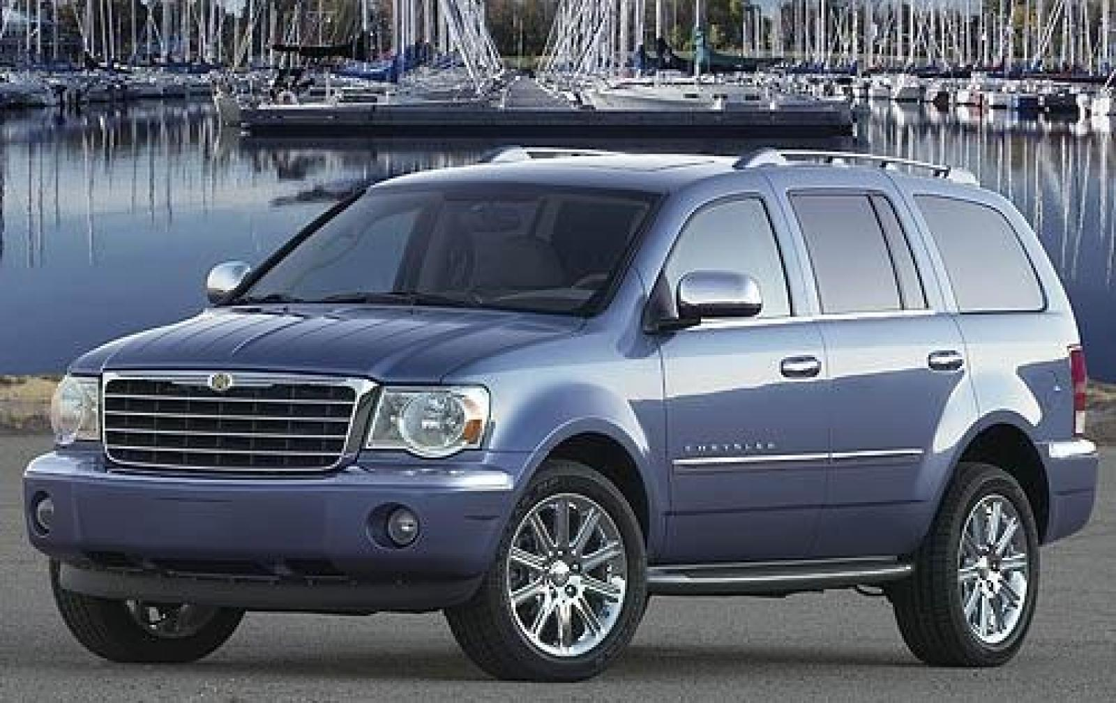 Chrysler Aspen 2006 - 2008 SUV 5 door #4