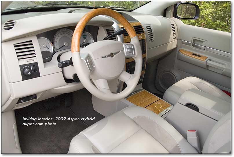 Chrysler Aspen 2006 - 2008 SUV 5 door #2