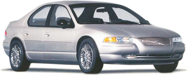 Chrysler Cirrus 1995 - 2000 Sedan #1