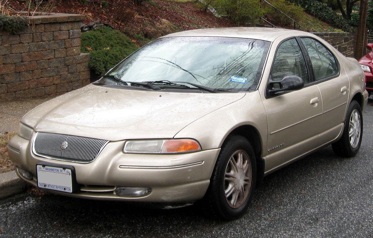 Chrysler Cirrus 1995 - 2000 Sedan #2