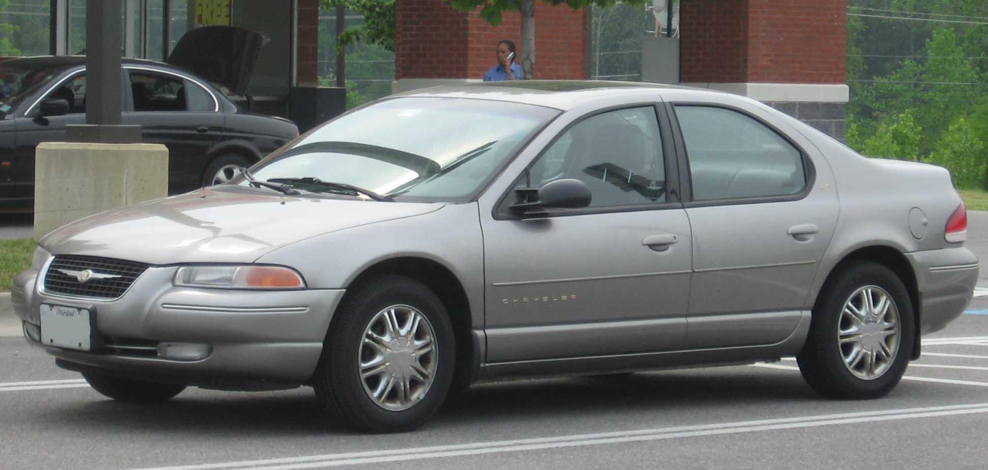 Chrysler Cirrus 1995 - 2000 Sedan #6