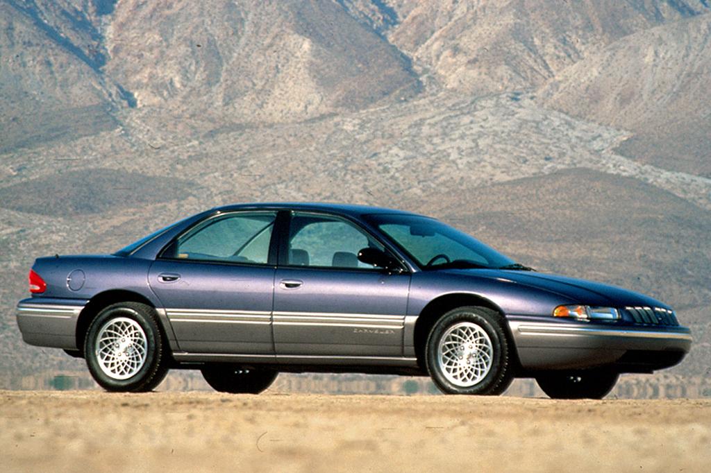 Chrysler LHS I 1993 - 1997 Sedan #6