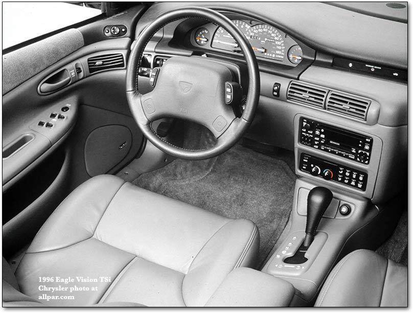 Chrysler Intrepid I 1993 - 1997 Sedan #6