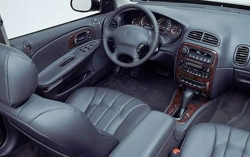 Chrysler Concorde II 1997 - 2004 Sedan #8