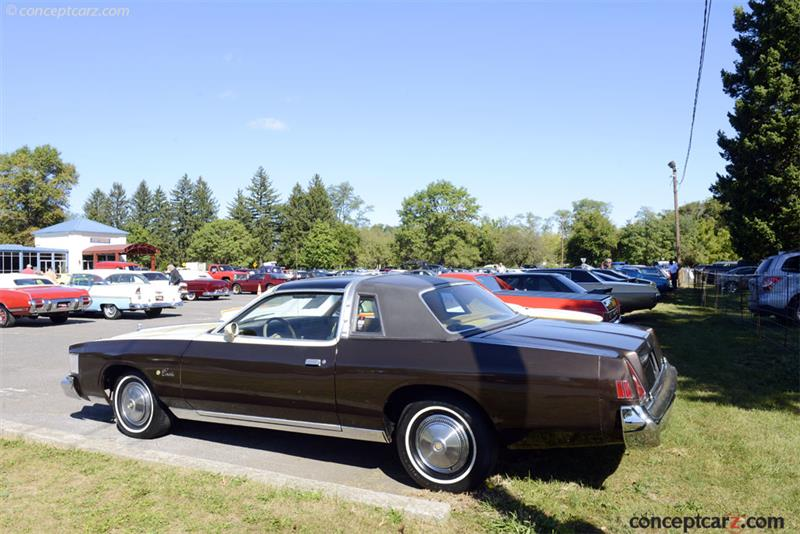 Chrysler Cordoba II 1980 - 1983 Coupe-Hardtop #3