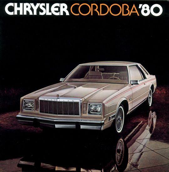 Chrysler Cordoba II 1980 - 1983 Coupe-Hardtop #5