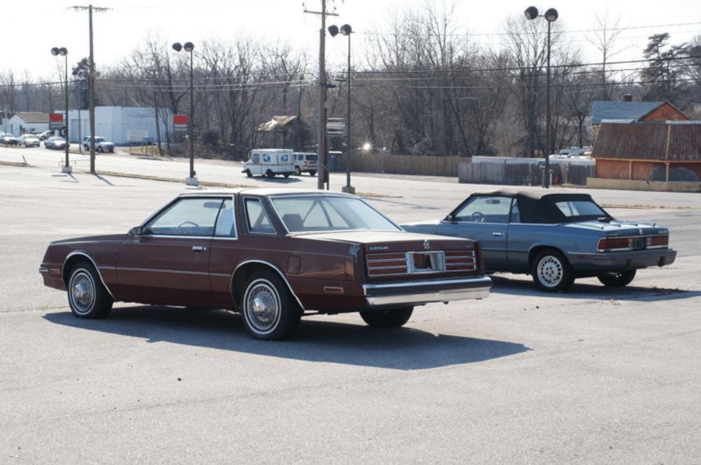 Chrysler Cordoba II 1980 - 1983 Coupe-Hardtop #1