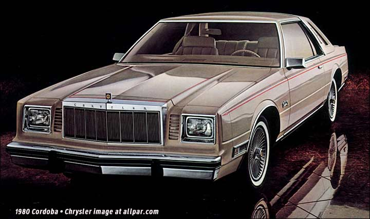 Chrysler Cordoba II 1980 - 1983 Coupe-Hardtop #4