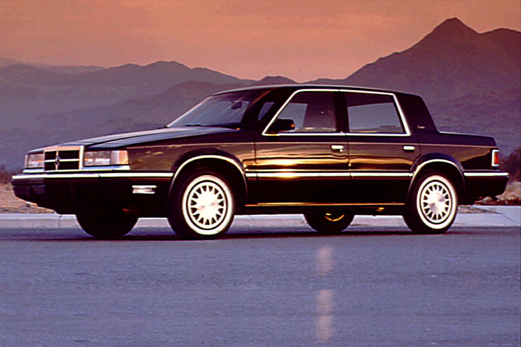 Chrysler Dynasty 1988 - 1993 Sedan #4