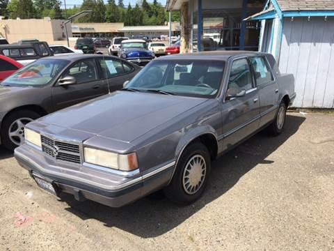 Chrysler Dynasty 1988 - 1993 Sedan #5