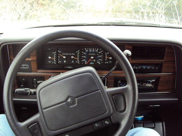 Chrysler Dynasty 1988 - 1993 Sedan #7