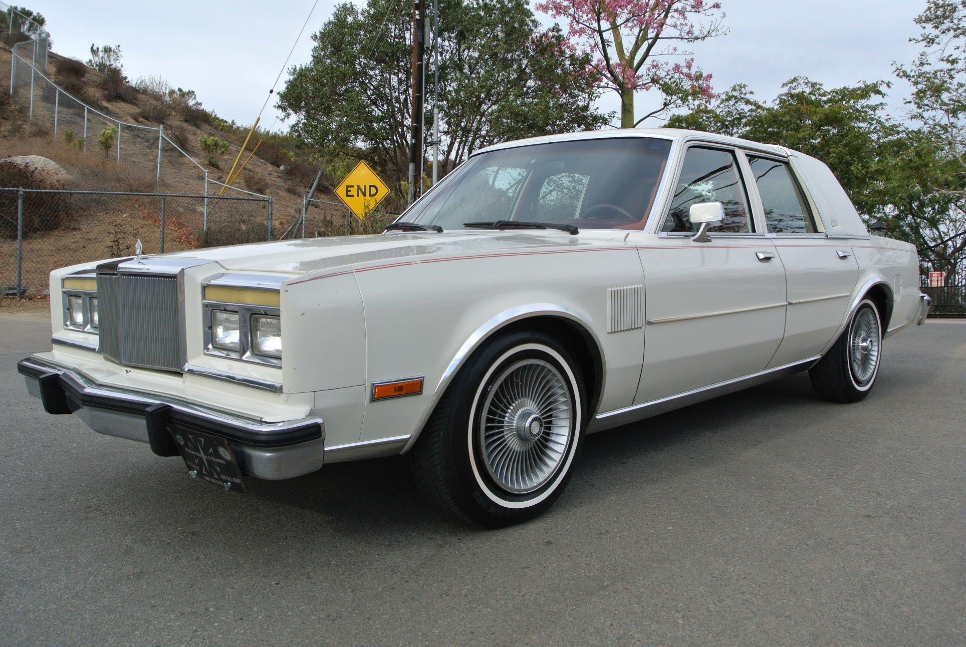 Chrysler Fifth Avenue I 1982 - 1989 Sedan #6