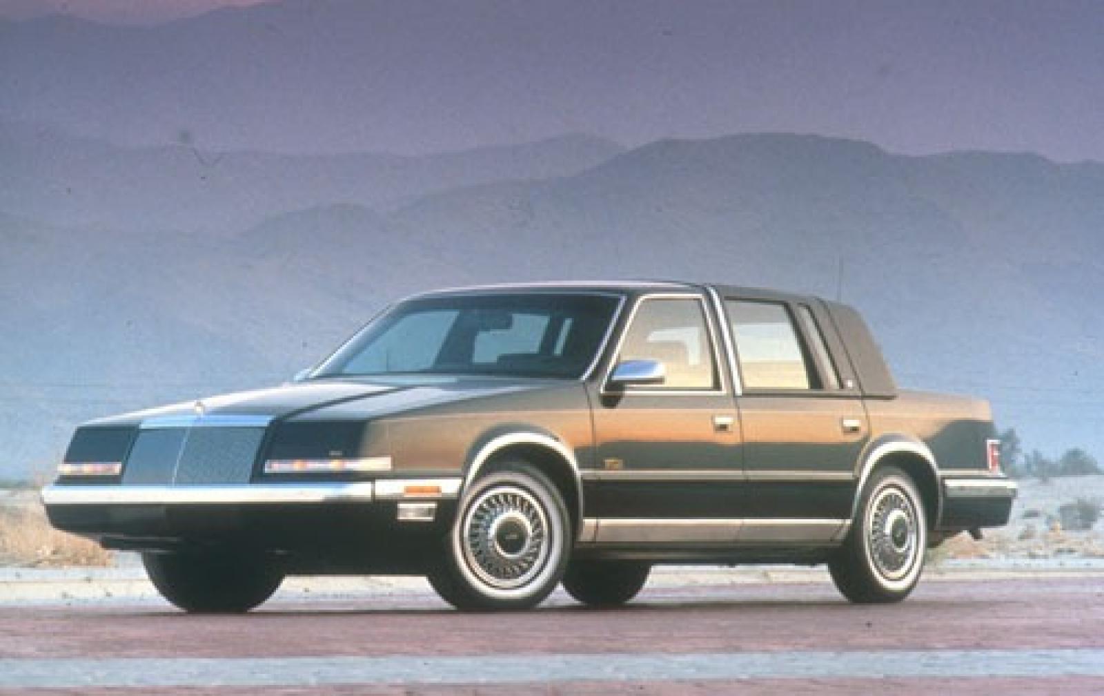 Chrysler Imperial VII 1990 - 1993 Sedan #6