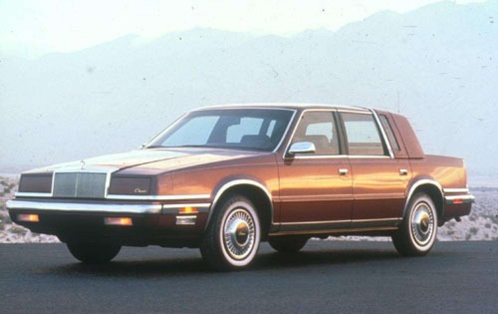 Chrysler Fifth Avenue II 1990 - 1993 Sedan #6