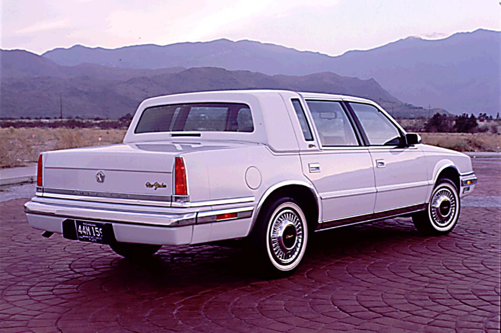 Chrysler Fifth Avenue II 1990 - 1993 Sedan #7