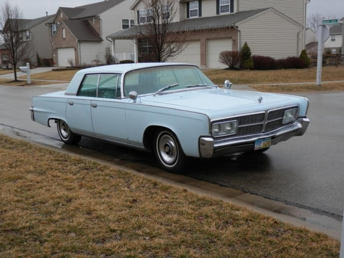 Chrysler Imperial Crown 1963 - 1965 Coupe-Hardtop #5