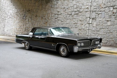 Chrysler Imperial Crown 1963 - 1965 Coupe-Hardtop #1