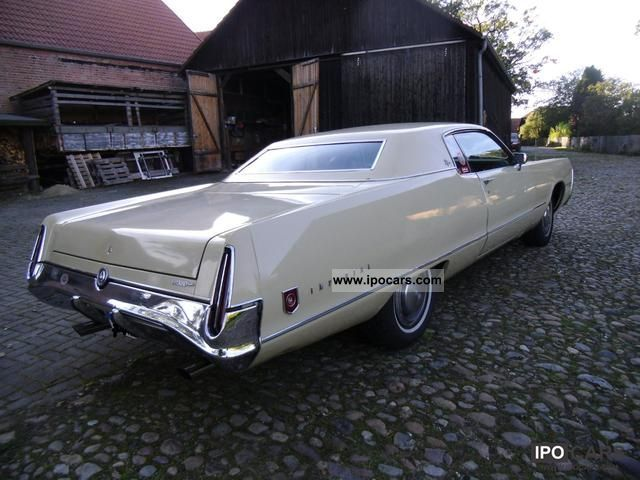 Chrysler Imperial IV 1969 - 1973 Coupe-Hardtop #6