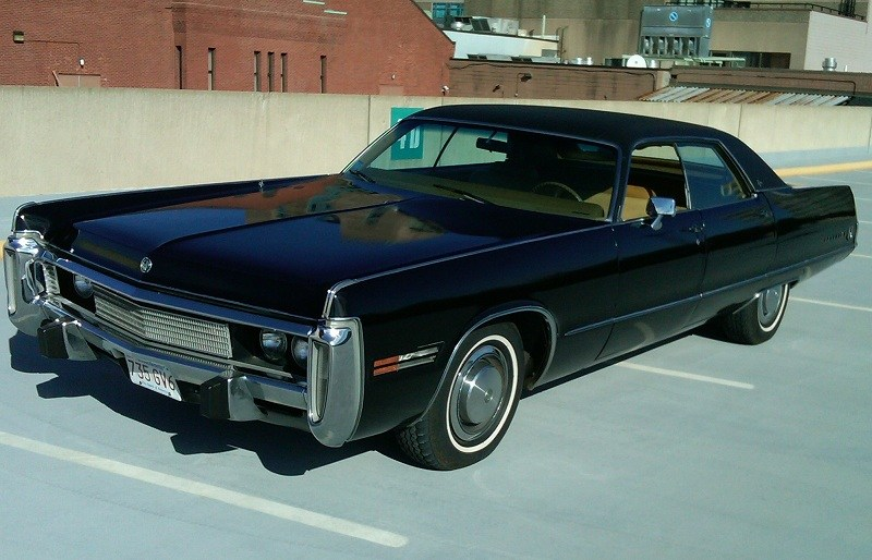 Chrysler Imperial IV 1969 - 1973 Coupe-Hardtop #4
