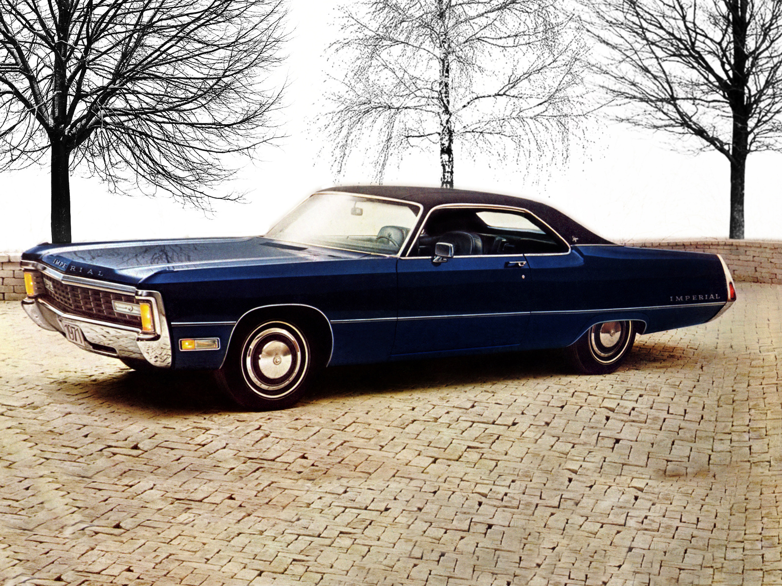 Chrysler Imperial IV 1969 - 1973 Coupe-Hardtop #5