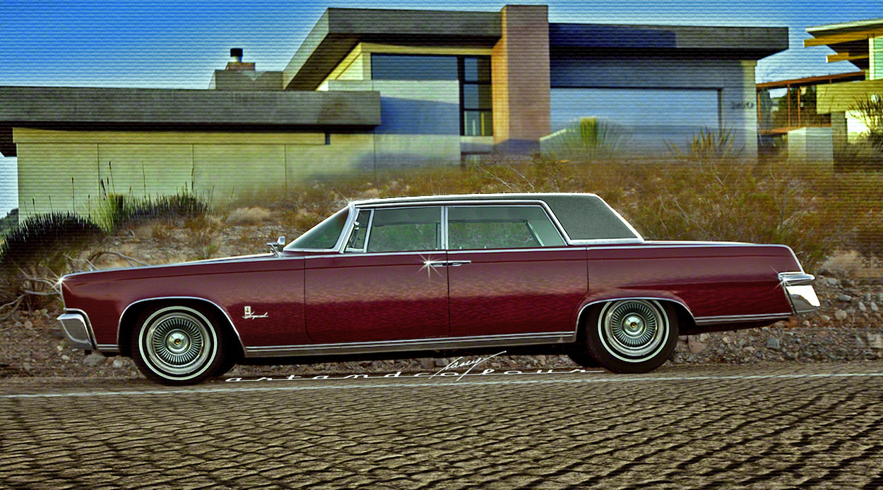 Chrysler Imperial IV 1969 - 1973 Coupe-Hardtop #3