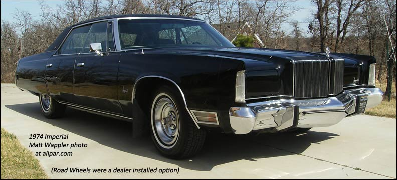 Chrysler Imperial IV 1969 - 1973 Coupe-Hardtop #2