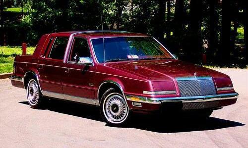 Chrysler Imperial VII 1990 - 1993 Sedan #5