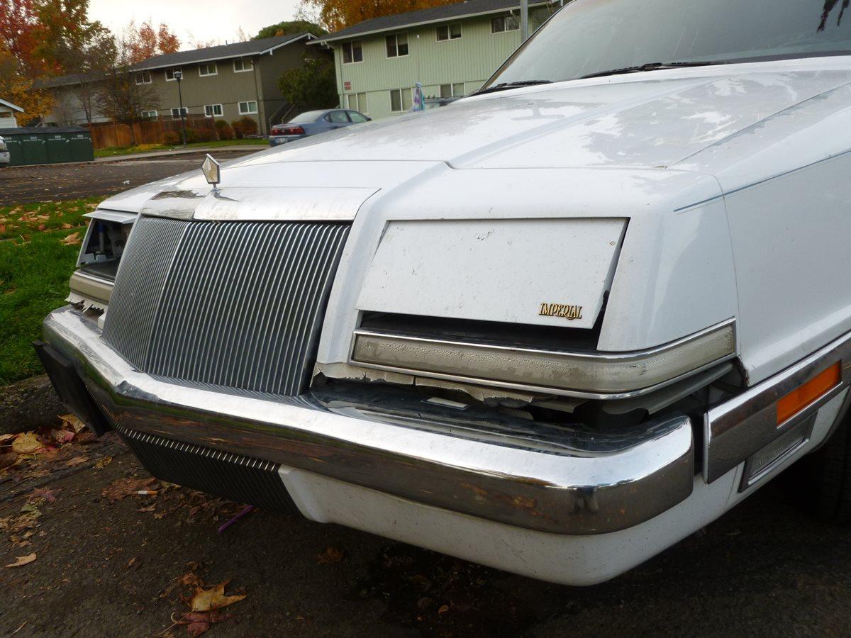 Chrysler Imperial VII 1990 - 1993 Sedan #2