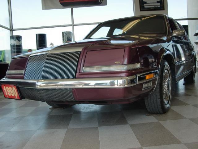Chrysler Imperial VII 1990 - 1993 Sedan #4