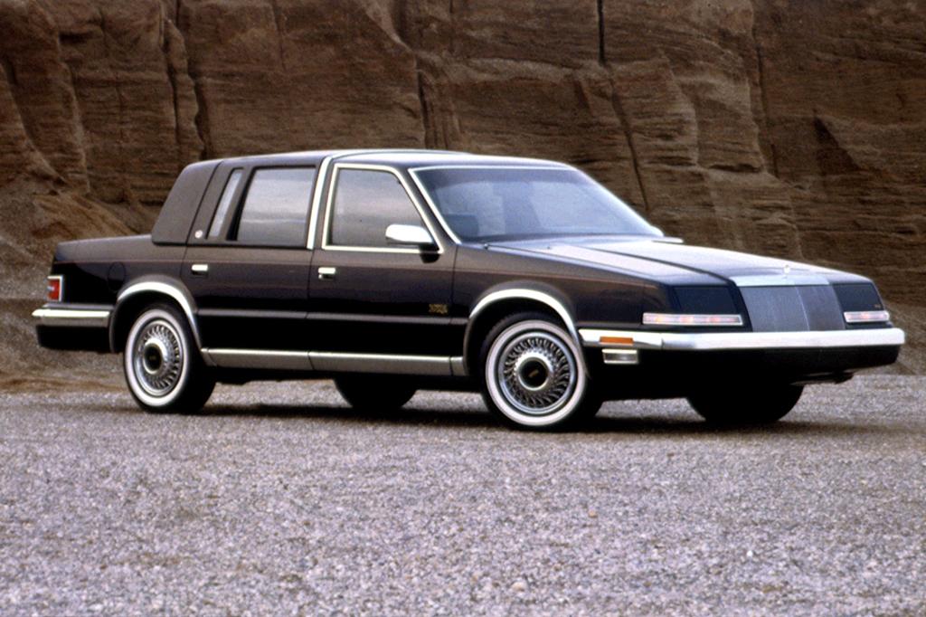 Chrysler Imperial VII 1990 - 1993 Sedan #7