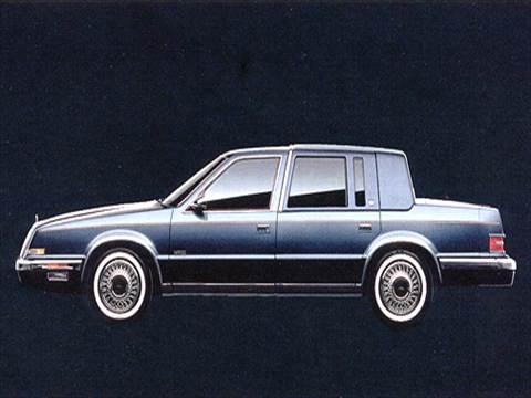 Chrysler Imperial VII 1990 - 1993 Sedan #1