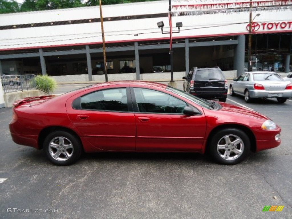 Dodge Intrepid II 1997 - 2004 Sedan #4