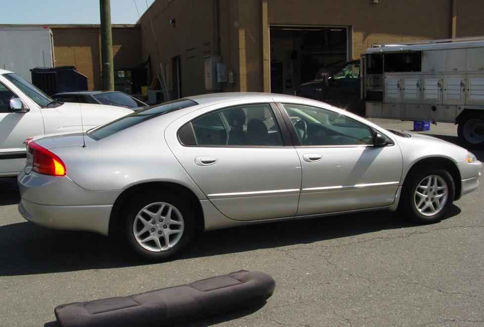 Dodge Intrepid II 1997 - 2004 Sedan #2