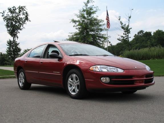Dodge Intrepid II 1997 - 2004 Sedan #5