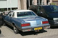 Chrysler LeBaron I 1977 - 1981 Coupe #8