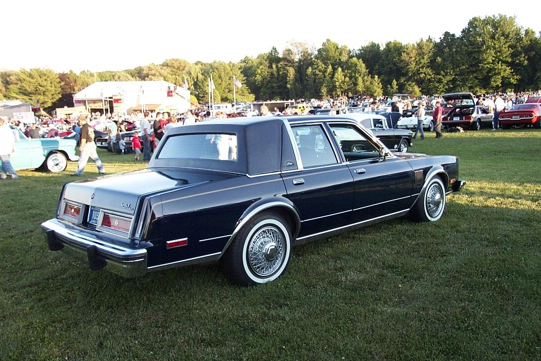 Chrysler LeBaron I 1977 - 1981 Coupe #1