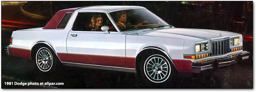 Chrysler LeBaron I 1977 - 1981 Sedan #1