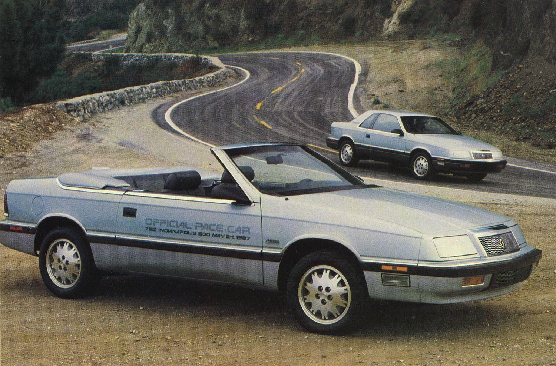 Chrysler LeBaron II 1981 - 1989 Cabriolet #1
