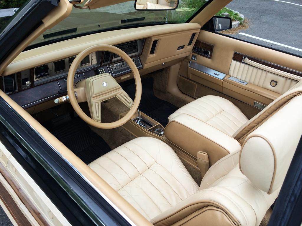 Chrysler LeBaron II 1981 - 1989 Cabriolet #2