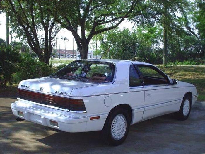 Chrysler LeBaron II 1981 - 1989 Coupe #4