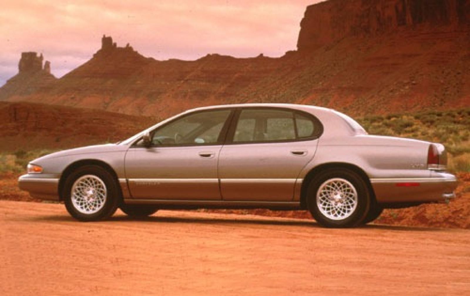 Chrysler LHS I 1993 - 1997 Sedan #2