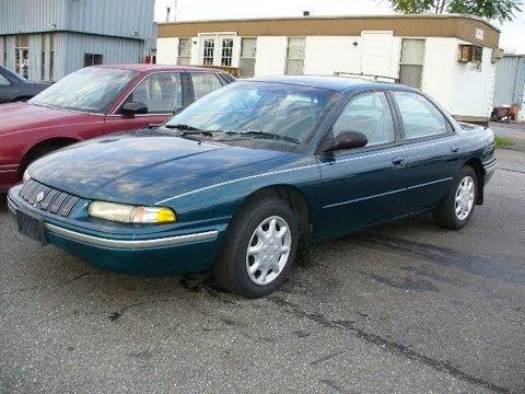Chrysler LHS I 1993 - 1997 Sedan #7