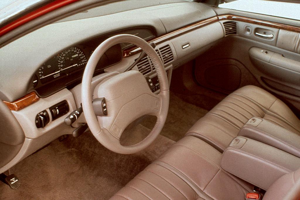 Chrysler LHS I 1993 - 1997 Sedan #5