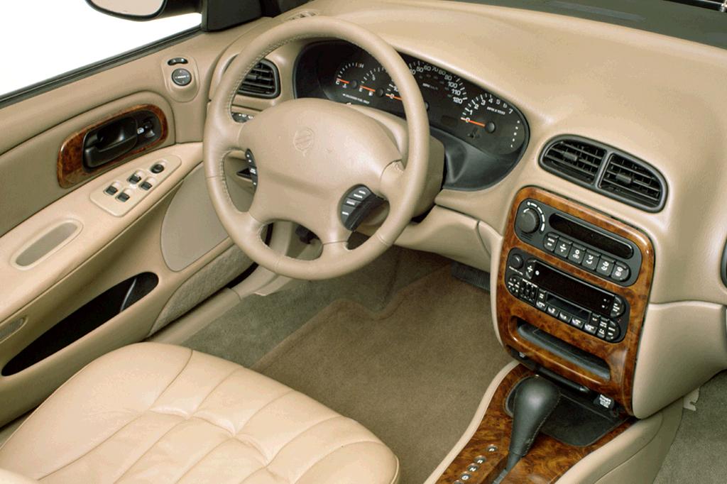 Chrysler Concorde II 1997 - 2004 Sedan #3